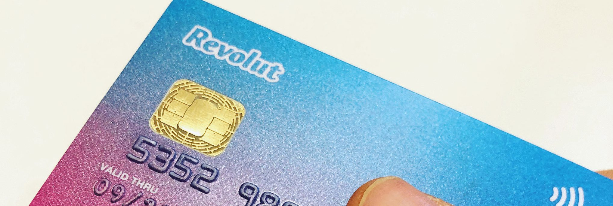 The Digital Banking Revolution And What It Means For Digital Nomads. Revolut card.