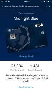 The Digital Banking Revolution. Mona.co card