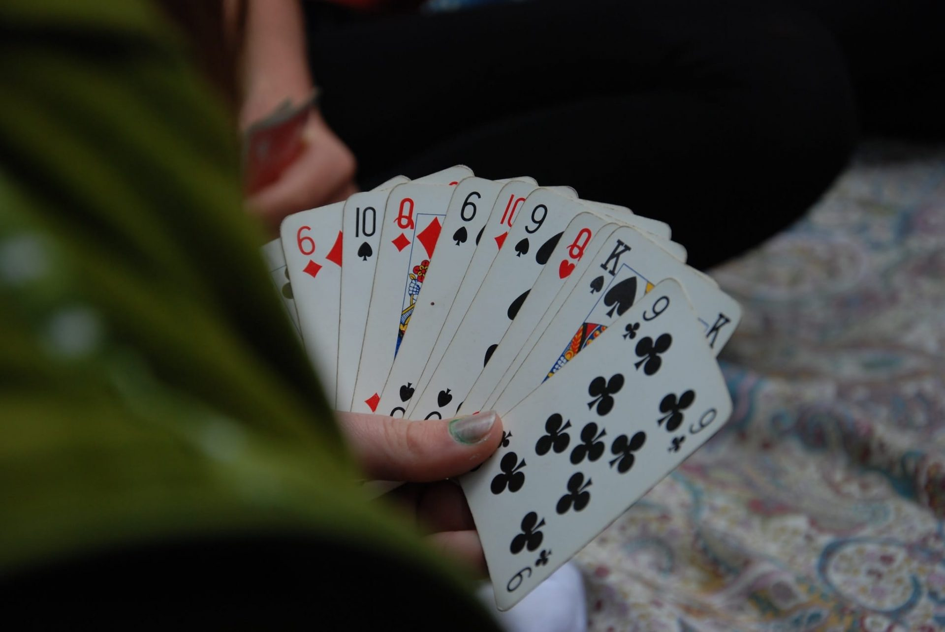 The Cards We're Dealt, The Cards We're Dealt, Micropreneur Life