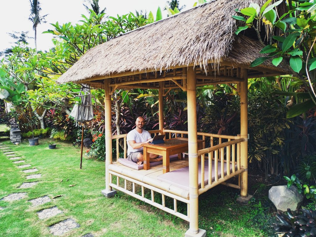 The Best Co-working Space in Ubud, Bali - Hustlers Villa