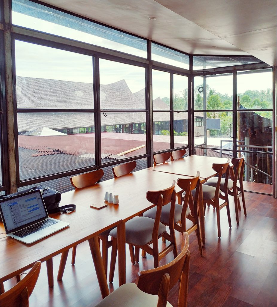 The Best Co-working Space in Ubud, Bali - Titi Batu