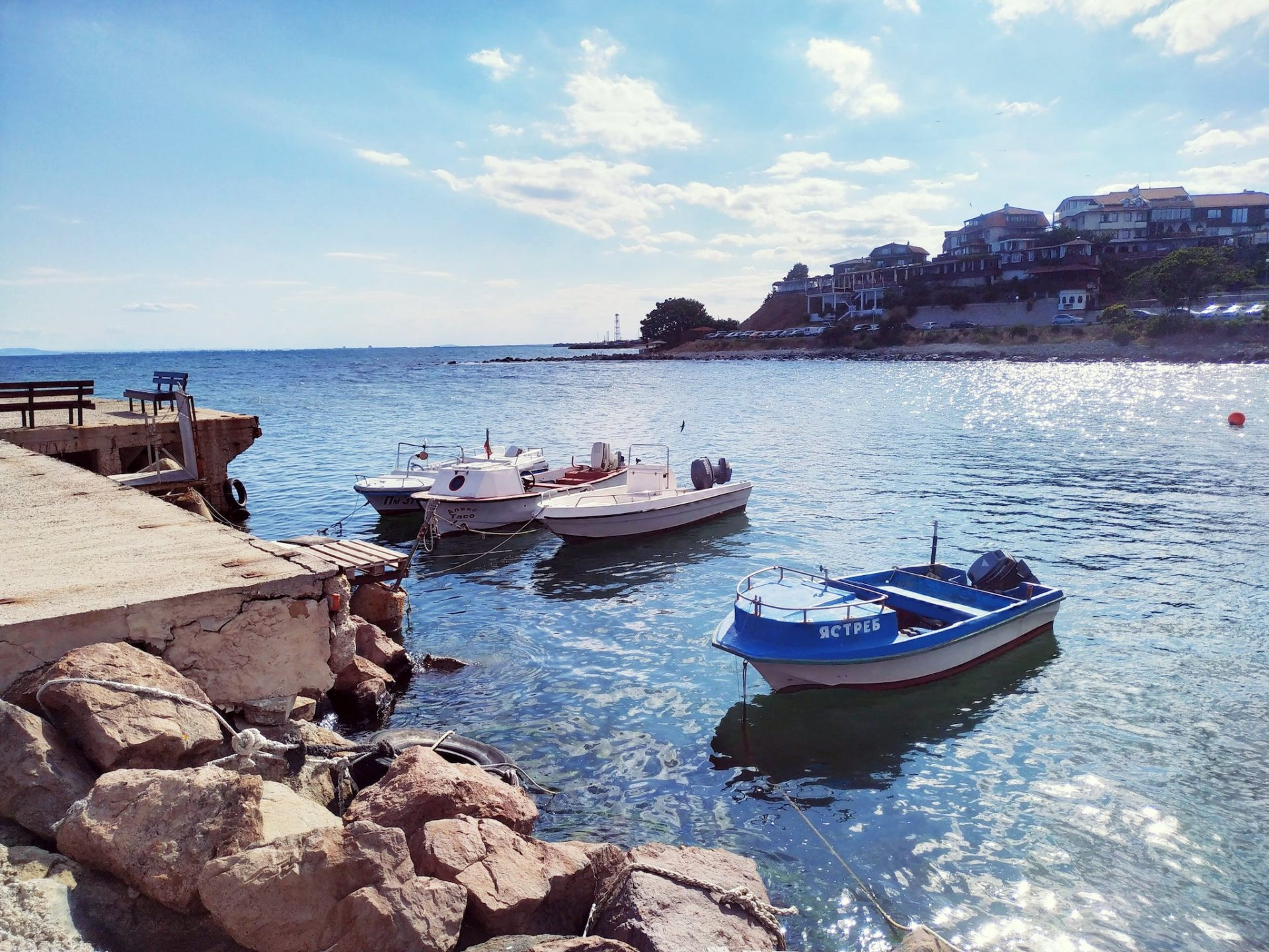 , Two beautiful and relatively unknown places on the coast of Bulgaria: Burgas and Nessebar, Micropreneur Life